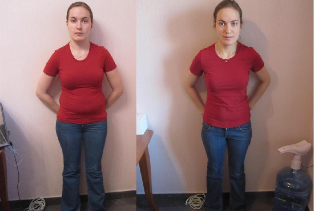 похудение на 20 кг за 10 дней